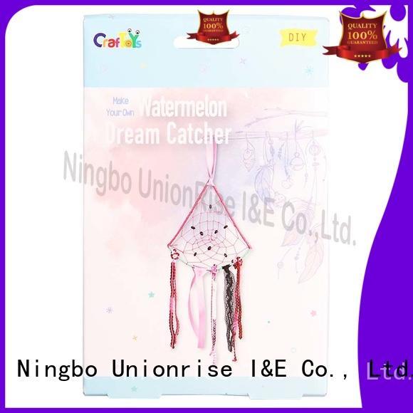 Unionrise pig crafts set