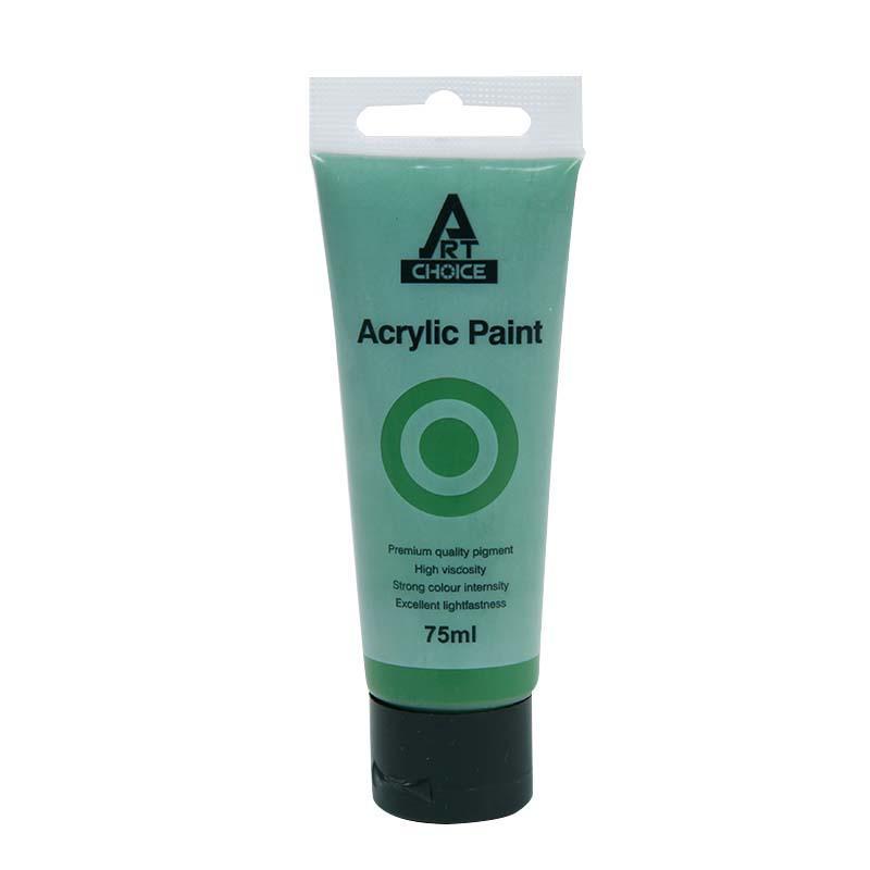 Acrylic Paint 75ml Light Green