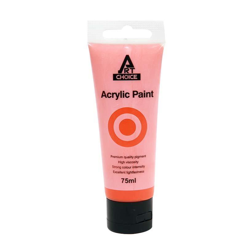 Acrylic Paint 75ml Orange