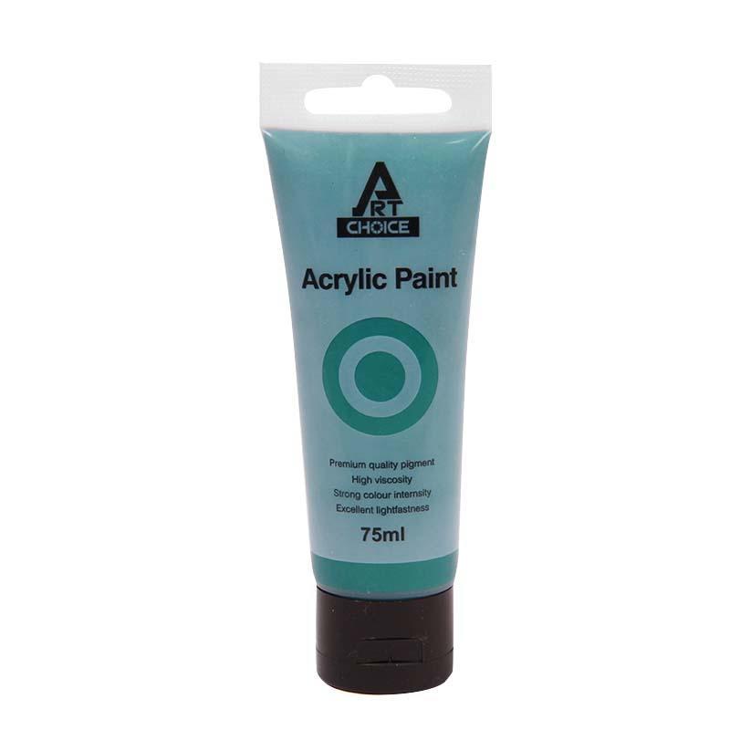 Acrylic Paint 75ml Sap Green