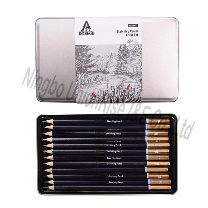 Sketching Artist Pencil Set 12 Pieces