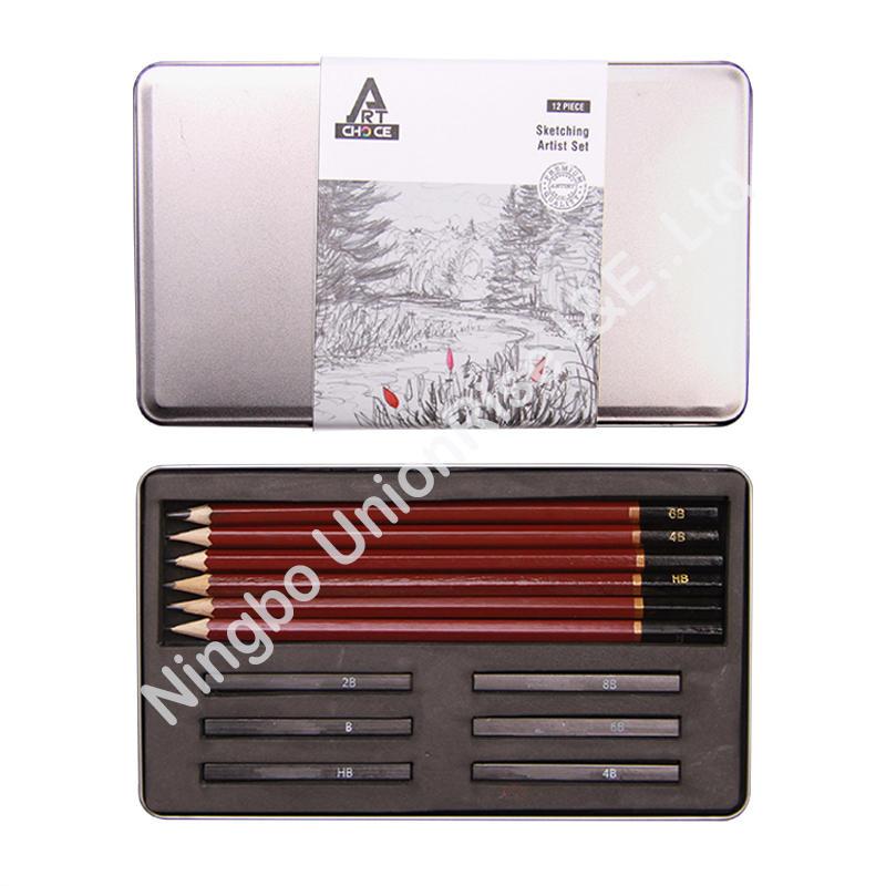 Sketching Pencil Artist Set 12 Pieces