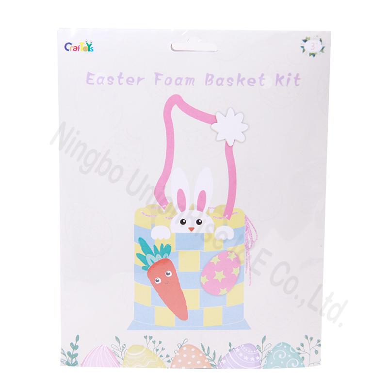 Easter Foam Basket Kit