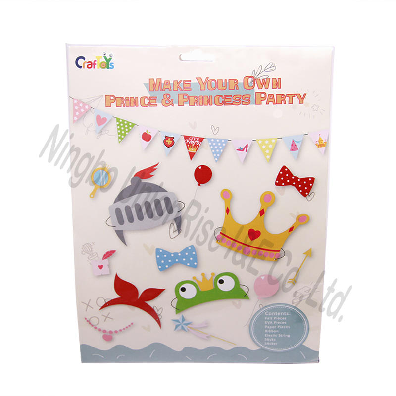 Make Your Own Prince & Princess Party