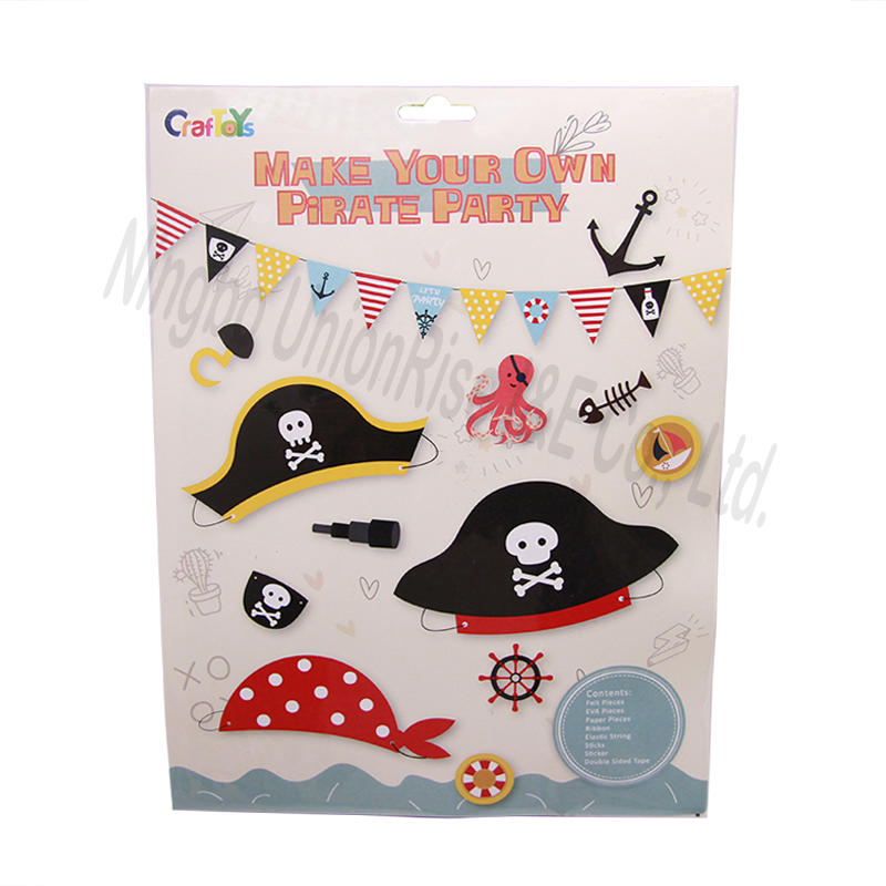 Make Your Own Pirate Party