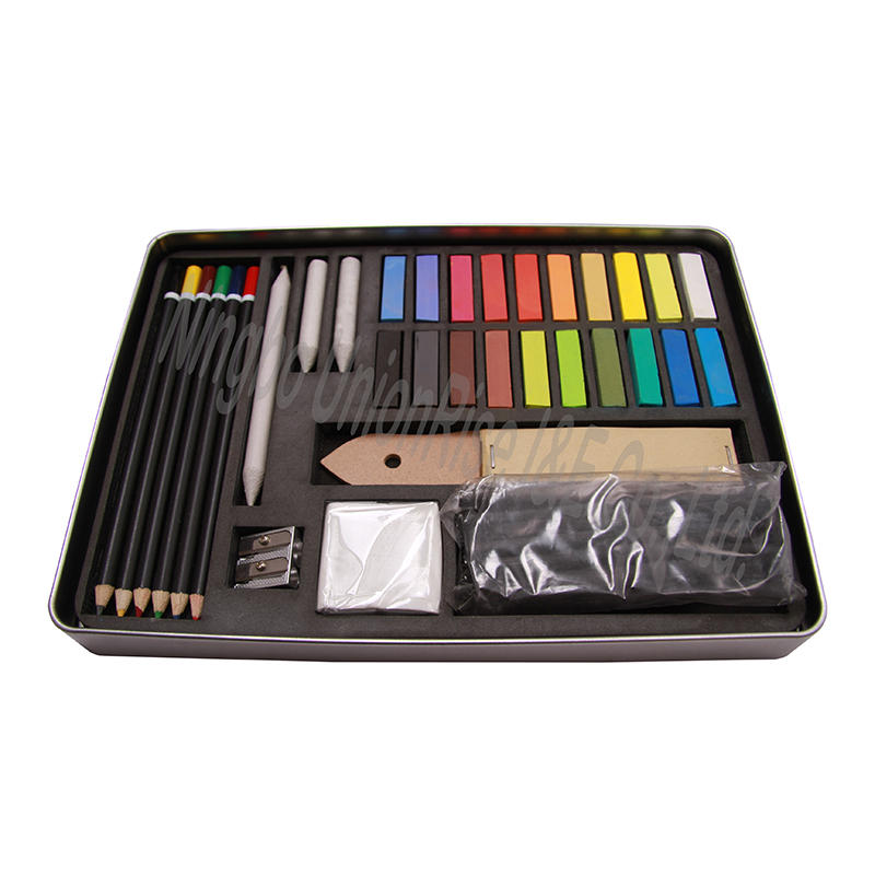 Sketching and Colouring Artist Set 40 Pieces