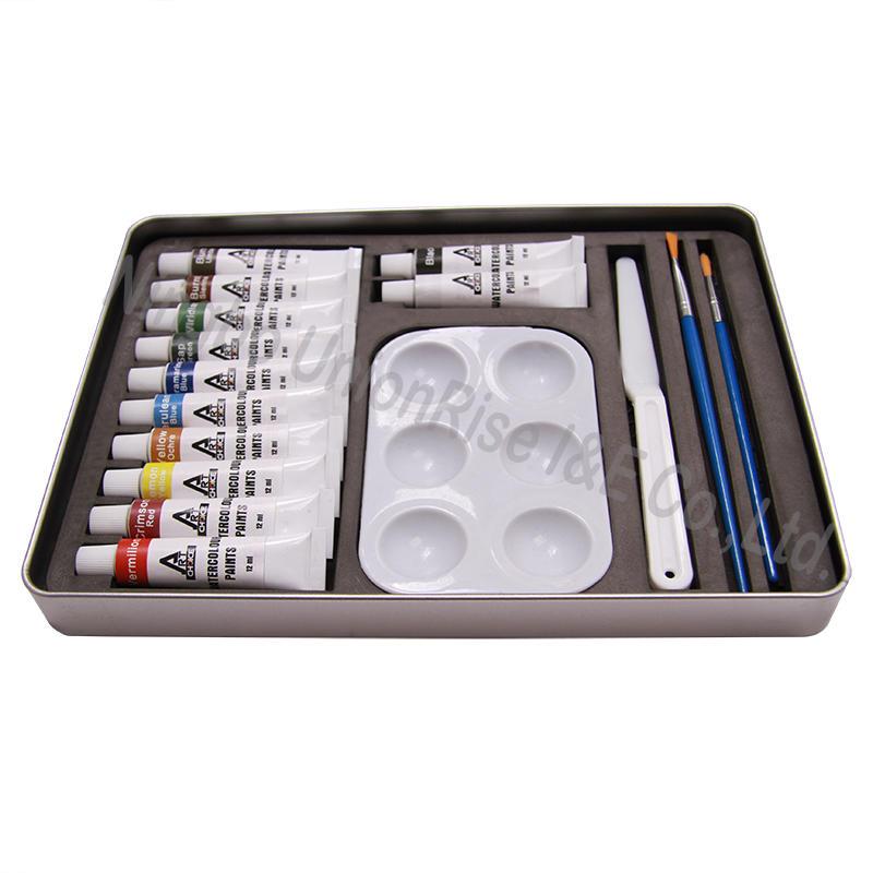 Watercolour Paint Artist Set 17 Pieces