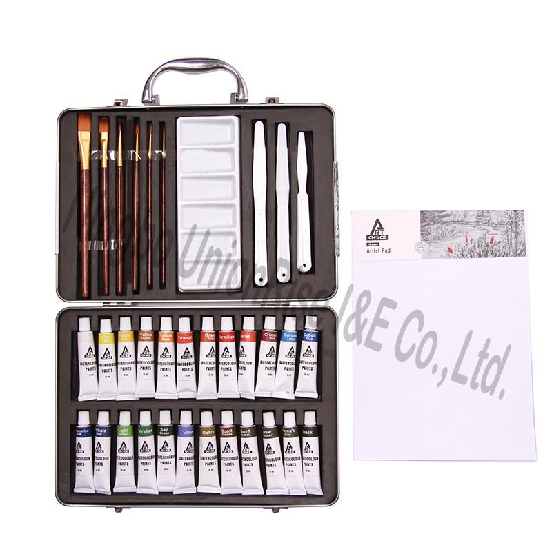 Watercolour Paint Artist Set 35 Pieces