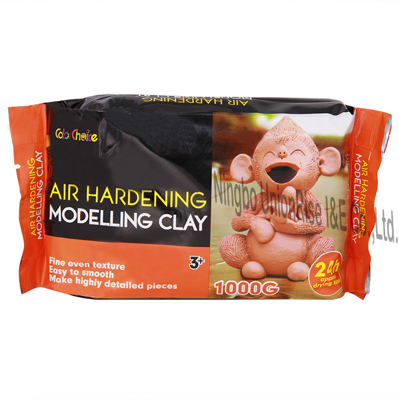 Air Hardening Modelling Clay