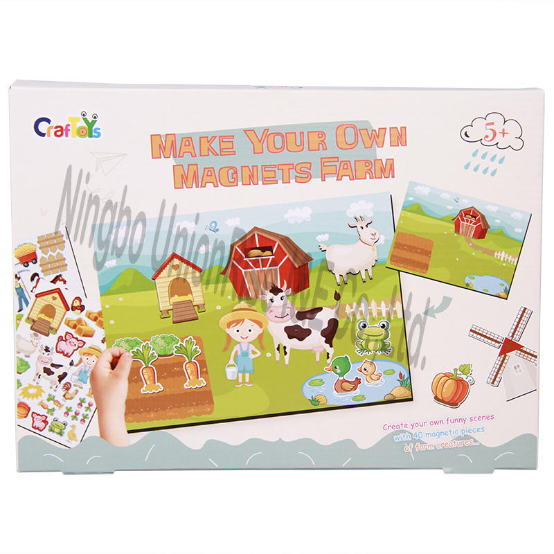 Make Your Own Magnets Farm