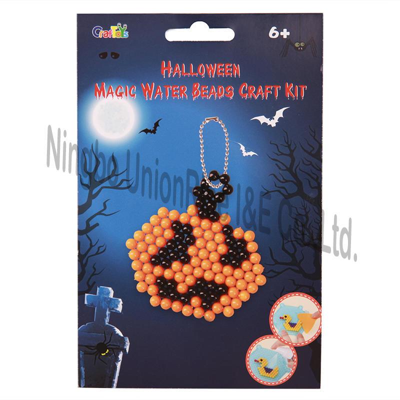 Halloween Magic Water Beads Craft Kit