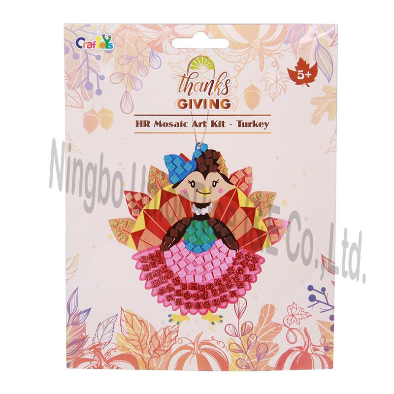 HR Mosaic Art Kit-Turkey