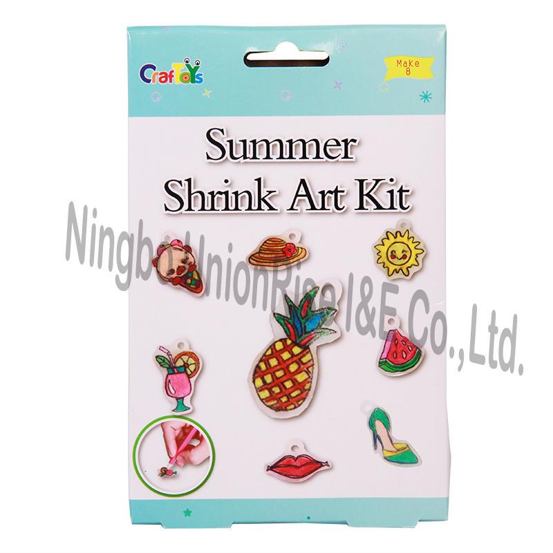 Summer Shrink Art Kit