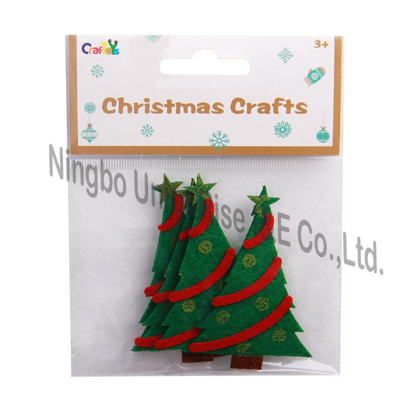 Christmas Felt Craft Christmas Tree