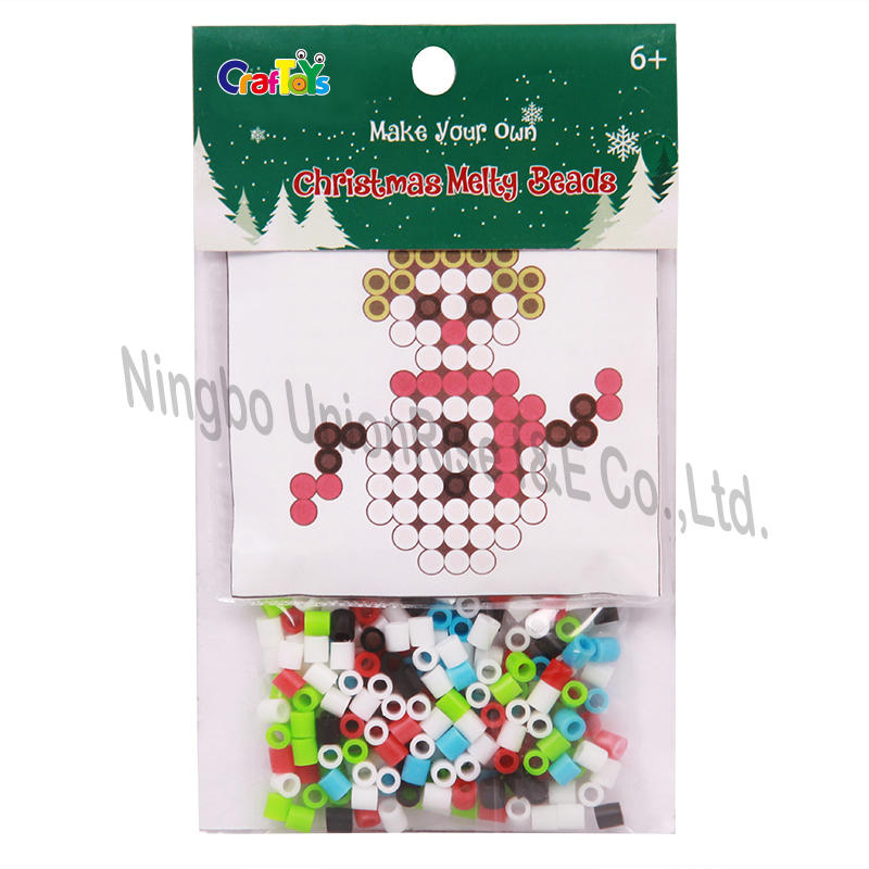 Make Your Own Christmas Melty Beads