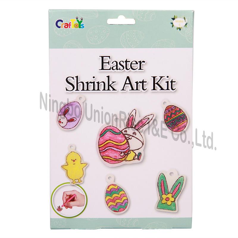 Easter Shrink Craft Kits