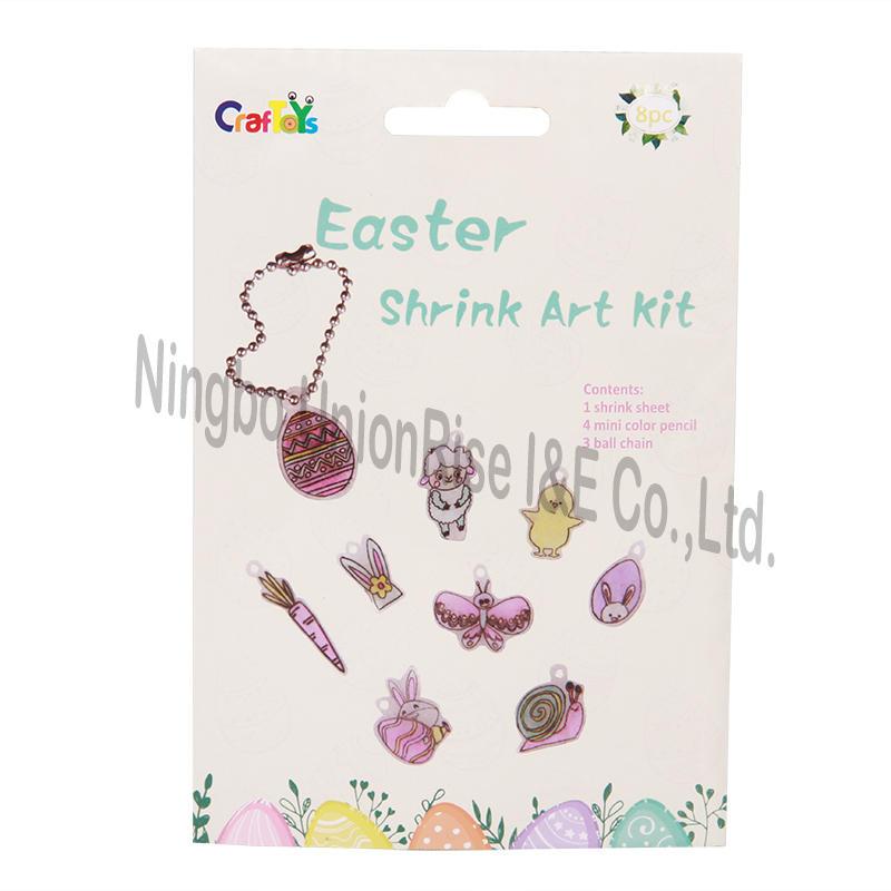 Easter Shrink Art Sets