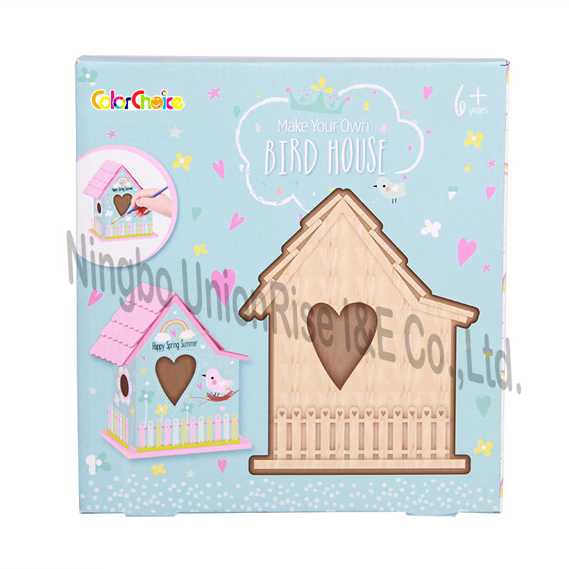 Make Your Own Bird House