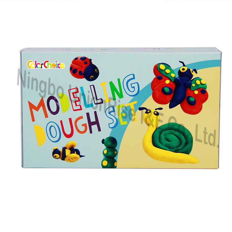 Modelling Dough Set
