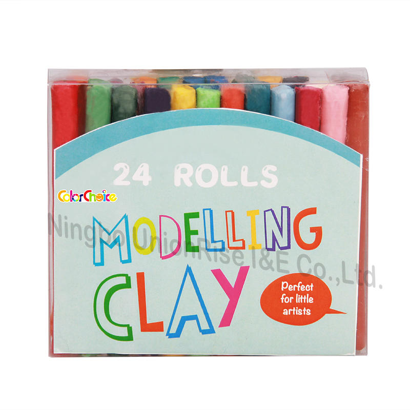 Modellling Clay 24 Rolls