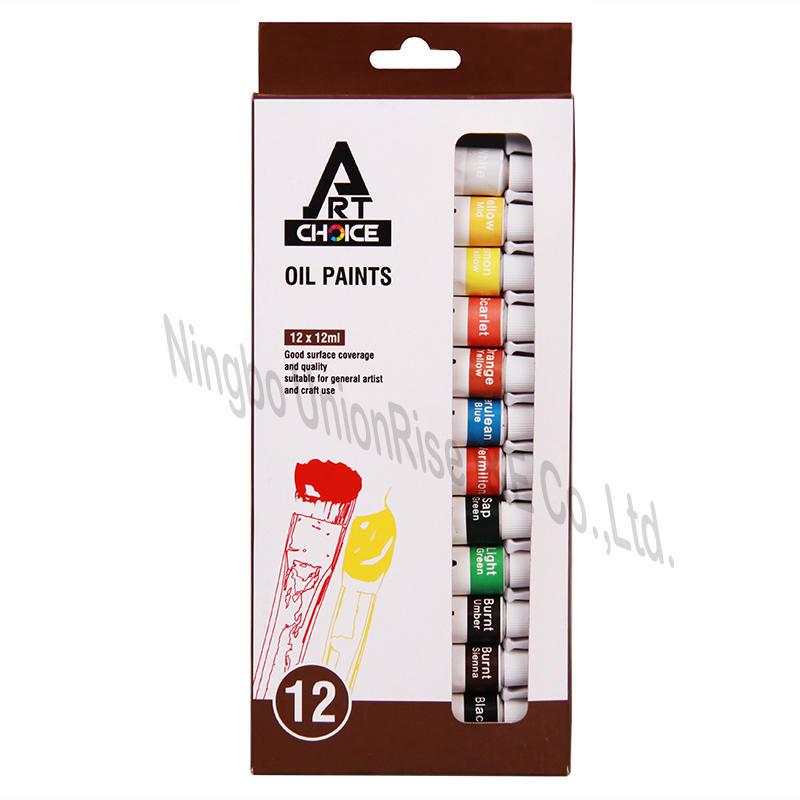 Oil Paints 12 x 12ml
