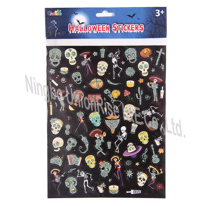 Halloween Kids Craft Stickers