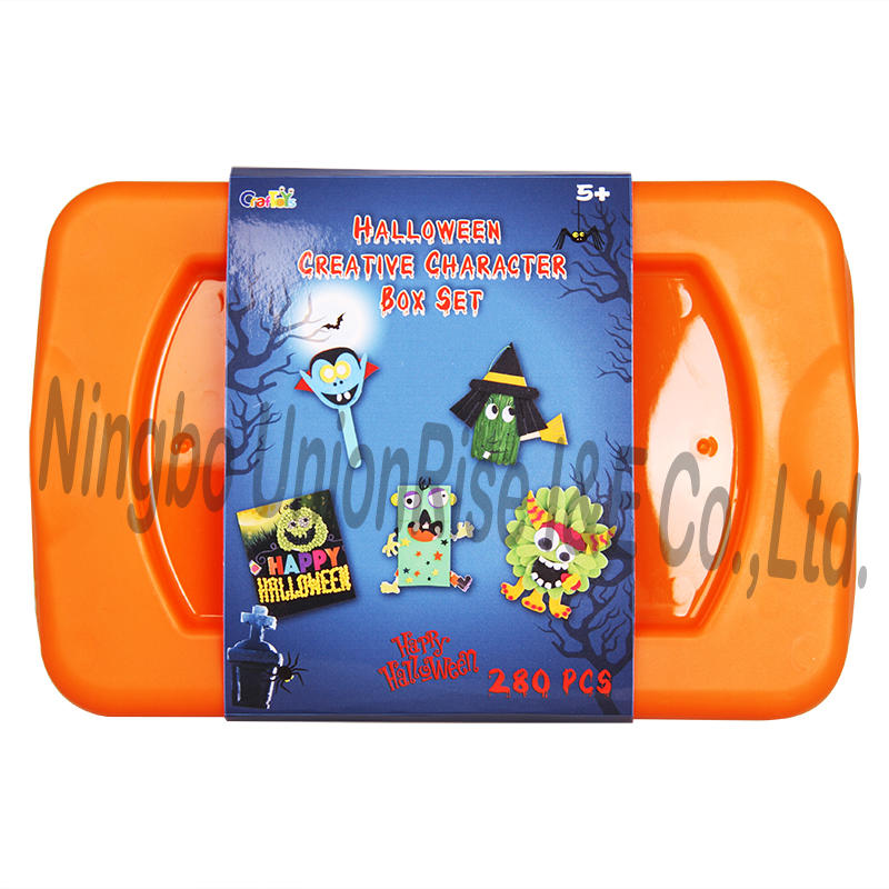 Halloween Creative Character Box Set