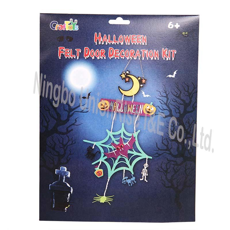 Halloween Felt Door Decoration Kit