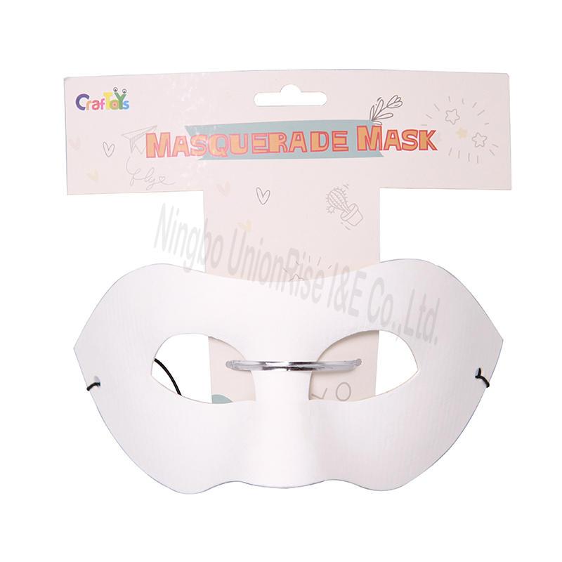 Masquerade Mask Male Half Face Style 4