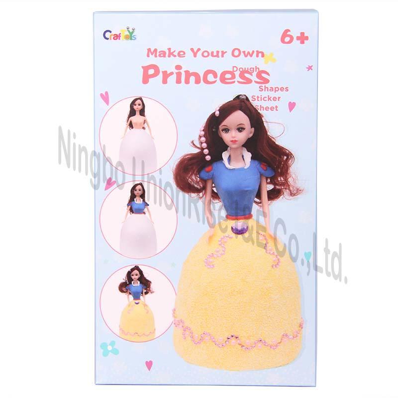 Make Your Own Dough Princess