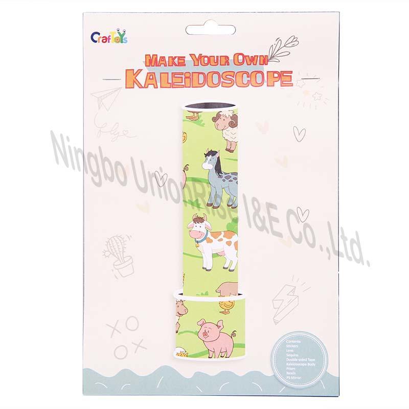 Make Your Own Kaleidoscope - Animals