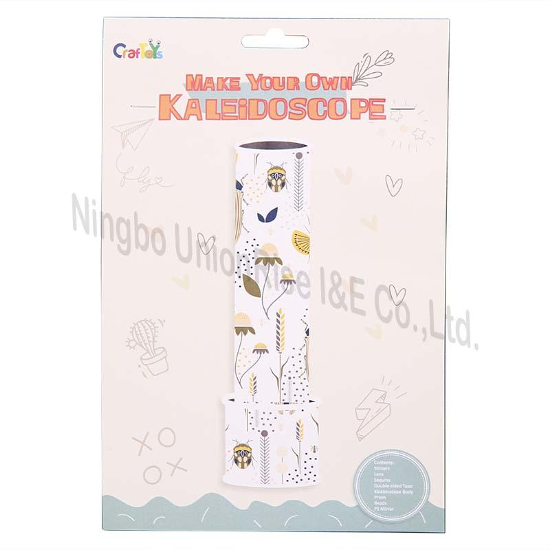 Make Your Own Kaleidoscope - Insects