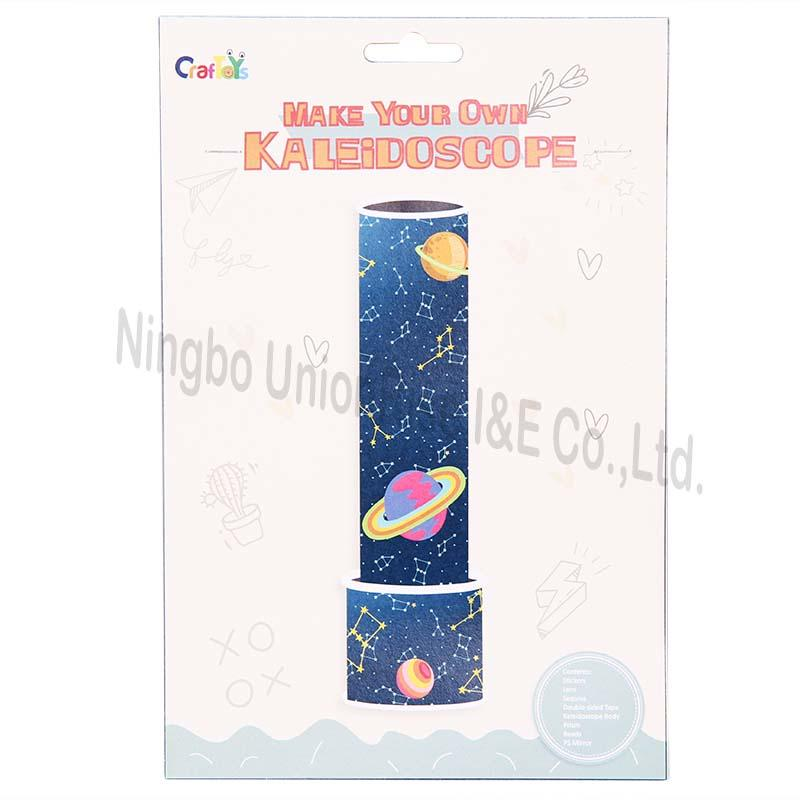 Make Your Own Kaleidoscope - Space