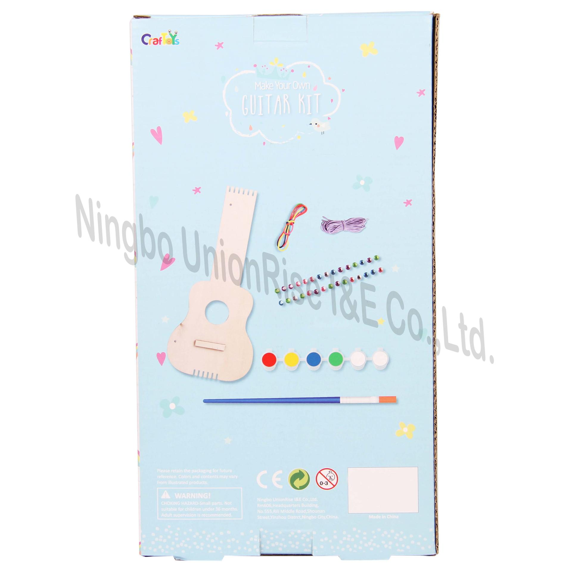 Make Your Own Guitar Kit