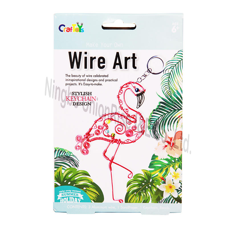 Make Your Own Wire Art
