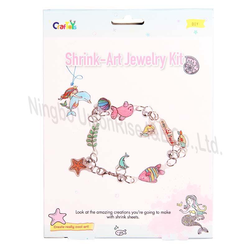 Shrink-Art Jewelry Kit