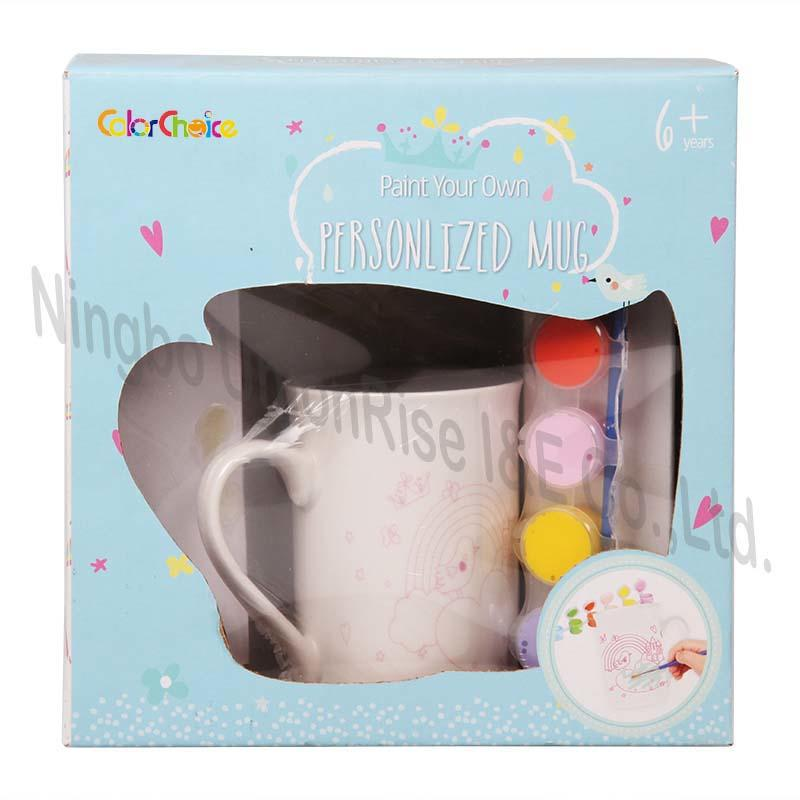 Paint Your Own Personlized Mug