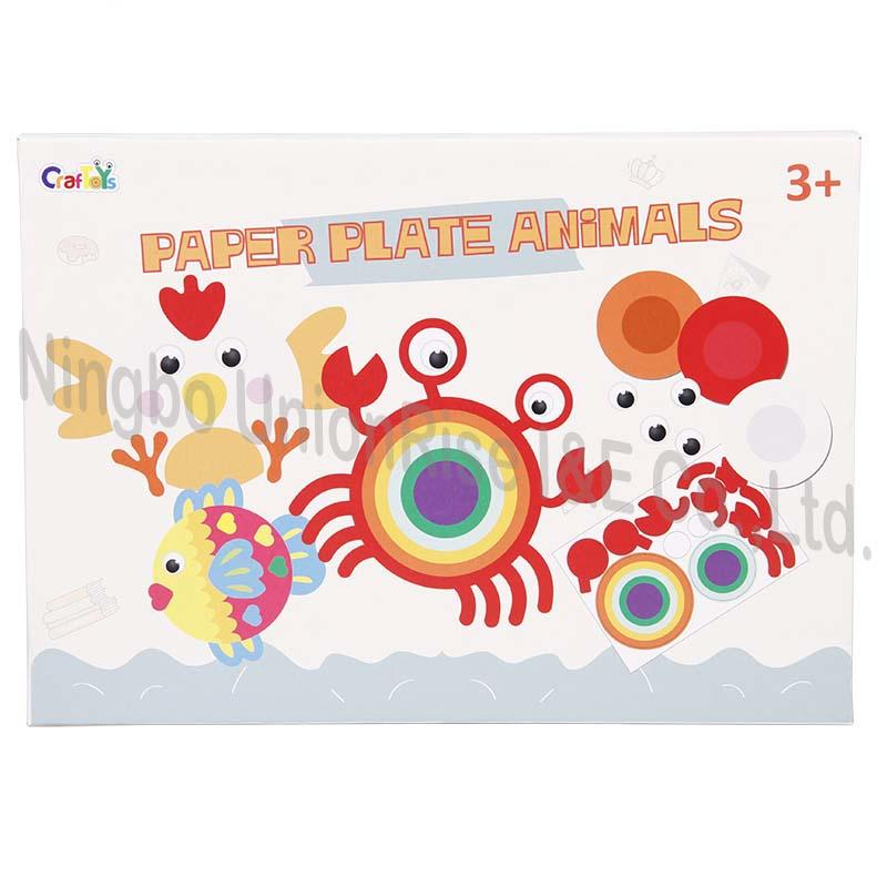 Unionrise New paper craft kits manufacturers for kids