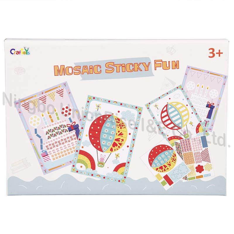 Wholesale paper craft kits manufacturers for kids