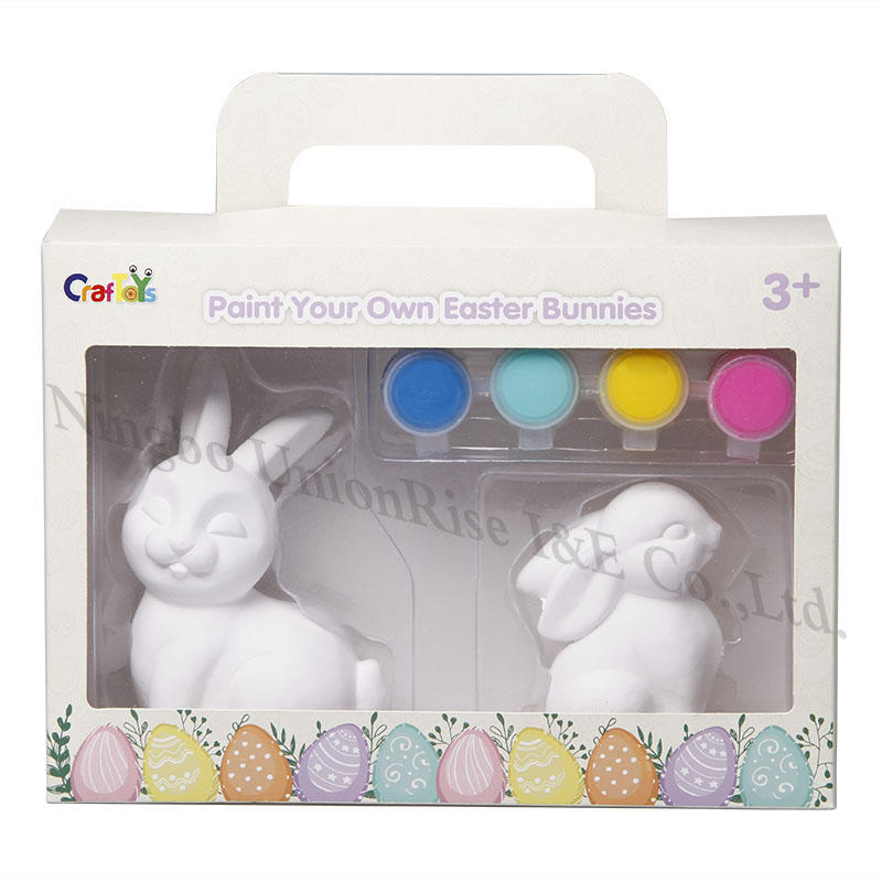 Paint Your Own Easter Bunnies