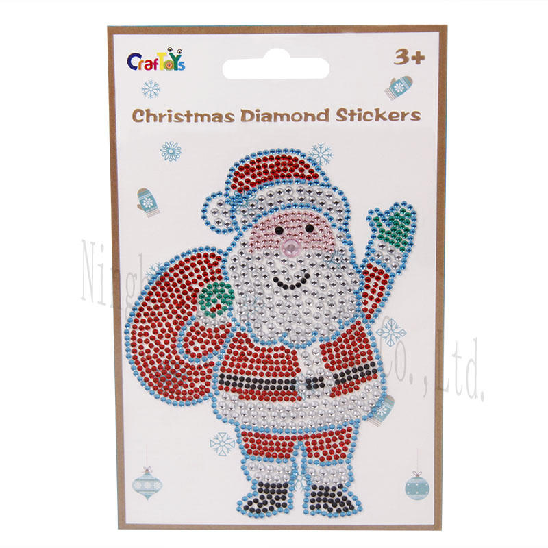Christmas Diamond Stickers