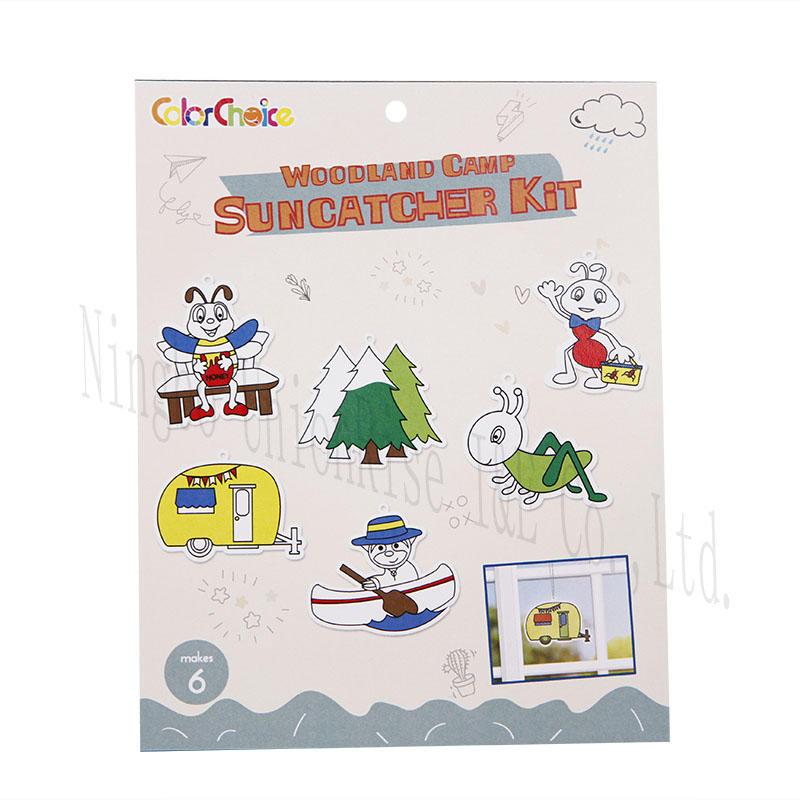 Top suncatcher kit factory for kids