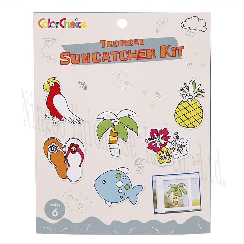Tropical Suncatcher Kit