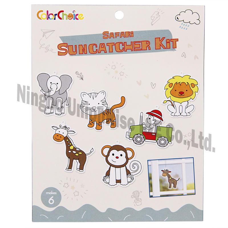 Safari Suncatcher Kit
