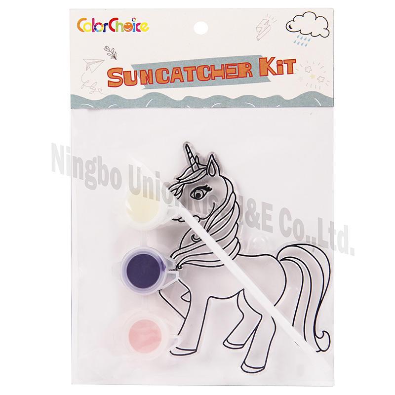Suncatcher Kit Unicorn