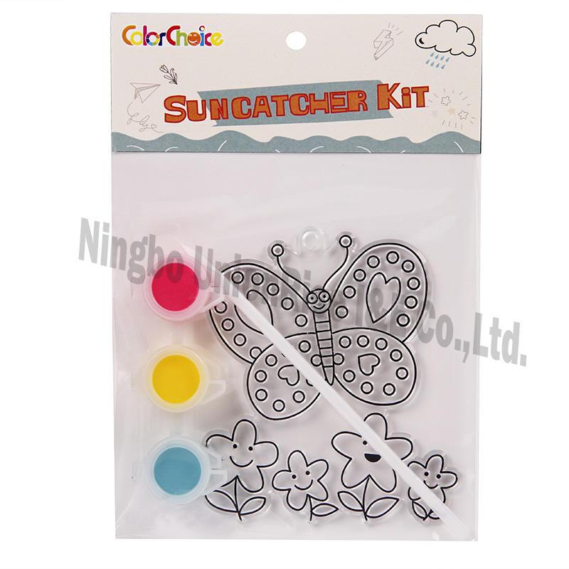 Suncatcher Kit Butterfly