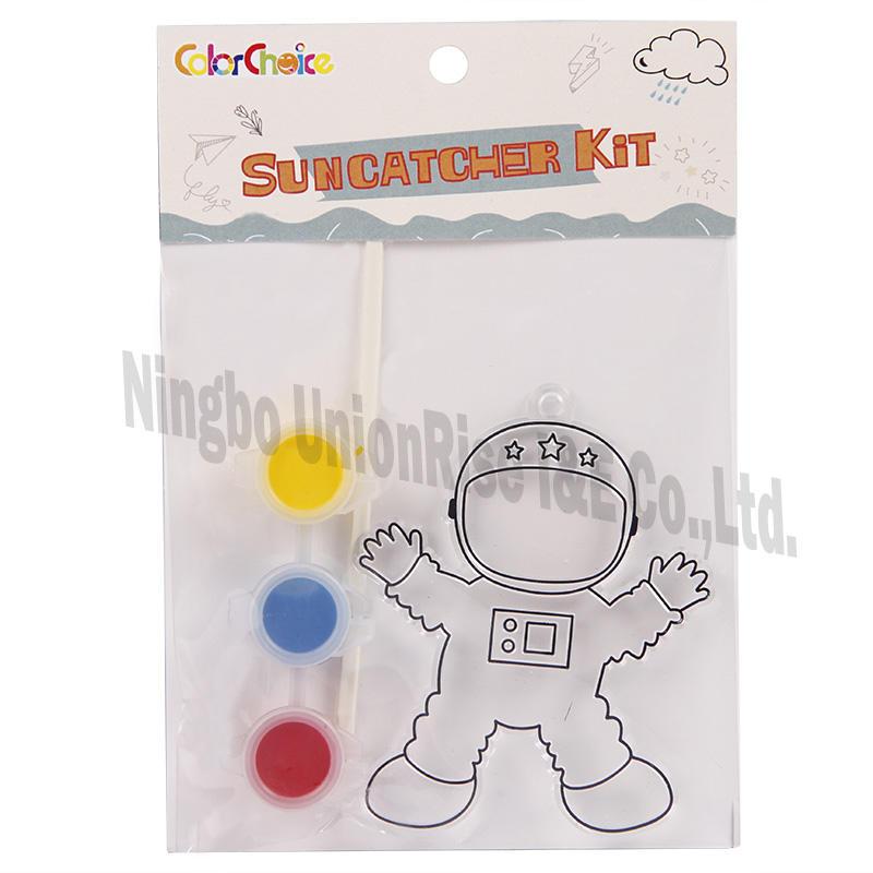 Suncatcher Kit Robot