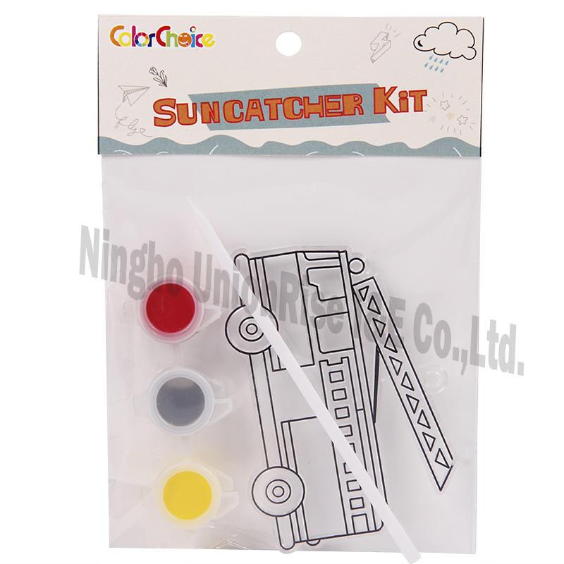 Suncatcher Kit Car