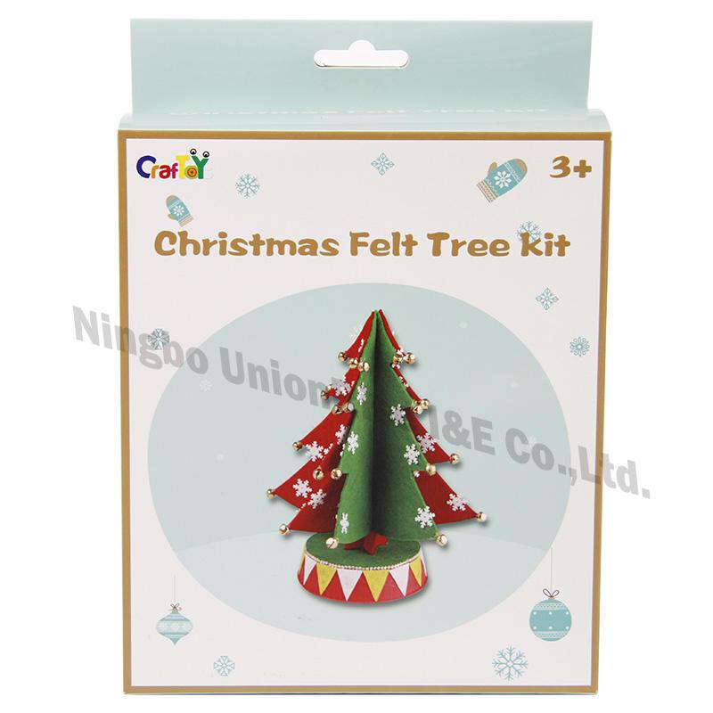 Christmas Felt Tree Kit