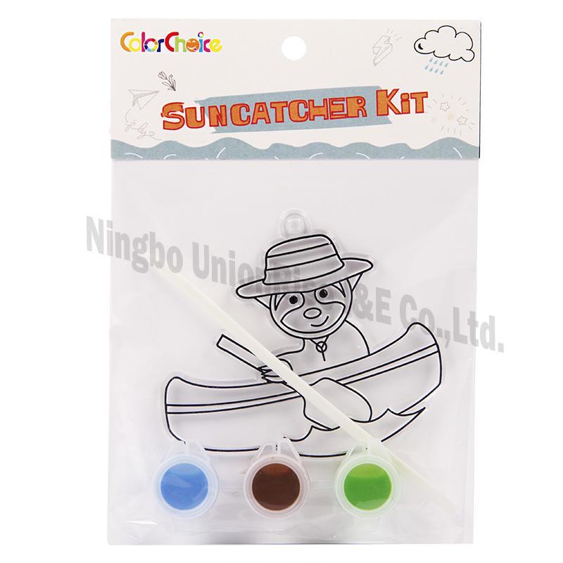 Suncatcher Kit Rowing